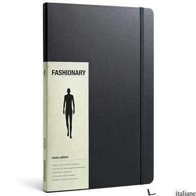 FASHIONARY A4 MENS EDITION - FASHIONARY