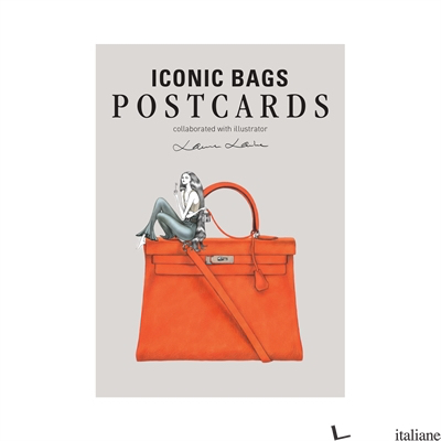 ICONIC BAGS POSTCARD BOOK - Fashionary