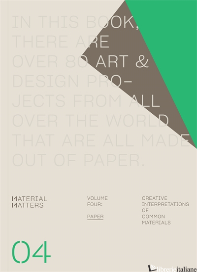 Material Matters 04: Paper - Aa.Vv
