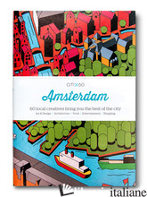 CITIx60 City Guides - Amsterdam (Upated Edition) - Victionary