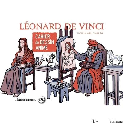 Cahier De Dessin Anime Leonard - Harar
