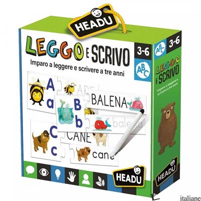 LEGGO E SCRIVO 3-6 IT20591 - IT20591