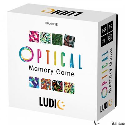 OPTICAL - MEMORY GAME - LUDIC