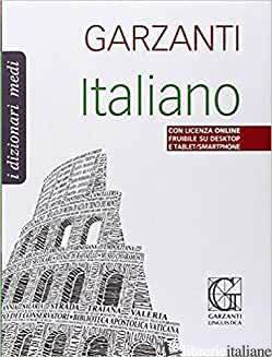 DIZIONARIO MEDIO DI ITALIANO - AA.VV.