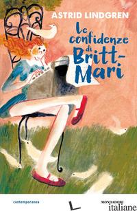 CONFIDENZE DI BRITT-MARI (LE) - LINDGREN ASTRID