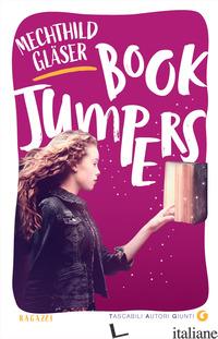 BOOK JUMPERS - GLASER MECHTHILD