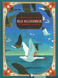VIAGGIO MERAVIGLIOSO DI NILS HOLGERSSON (IL) - LAGERLOF SELMA