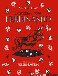 STORIA DEL TORO FERDINANDO (LA) - MUNRO LEAF