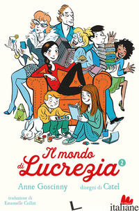 MONDO DI LUCREZIA (IL). VOL. 2 - GOSCINNY ANNE