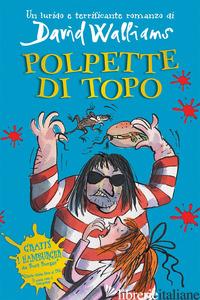 POLPETTE DI TOPO - WALLIAMS DAVID