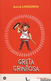 GRETA GRINTOSA - LINDGREN ASTRID; CANGEMI L. (CUR.)