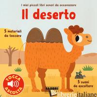 DESERTO. LIBRI SONORI DA ACCAREZZARE (IL) - BILLET MARION