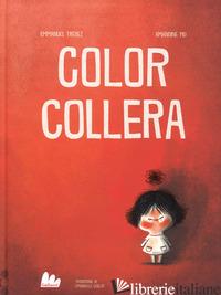 COLOR COLLERA. EDIZ. A COLORI - TREDEZ EMMANUEL