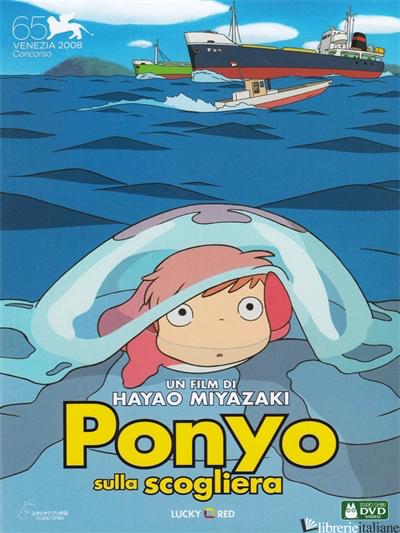 PONYO SULLA SCOGLIERA. DVD - MIYAZAKI HAYAO
