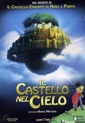 CASTELLO NEL CIELO. DVD - MIYAZAKI HAYAO