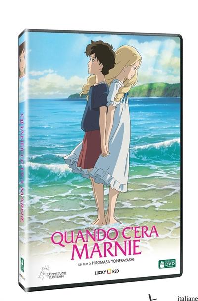 DVD QUANDO C'ERA MARNIE - YONEBAYASHI HIROMASA