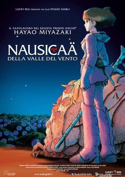 DVD NAUSICAA DELLA VALLE DEL VENTO (ANIMAZIONE) - MIYAZAKI HAYAO