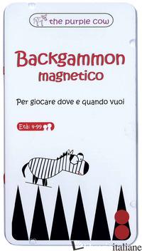 BACKGAMMON MAGNETICO -