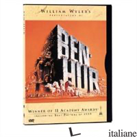 BEN HUR. DVD - WYLER WILLIAM