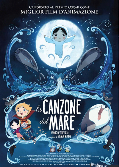 CANZONE DEL MARE. DVD (LA) - MOORE TOM