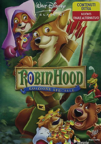 ROBIN HOOD. DVD - WOLFGANG REITHERMAN