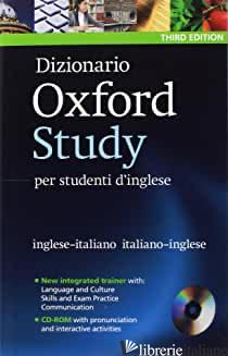 OXFORD STUDY. A1-A2. PER LE SCUOLE SUPERIORI. CON E-BOOK. CON ESPANSIONE ONLINE - AA VV