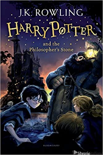 HARRY POTTER AND THE PHILOSOPER'S STONE - ROWLING J K