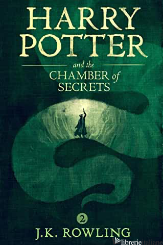 HARRY POTTER AND THE CHAMBER OF SECRETS - ROWLING J.K.