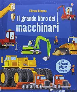 GRANDE LIBRO DELLE MACCHINE (IL) -