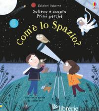 COM'E' LO SPAZIO? - DAYNES KATIE; CHISHOLM J. (CUR.)