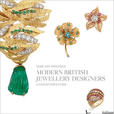 Modern British Jewellery Designers - Mary Ann Wingfield,Lord Lord Snowdon