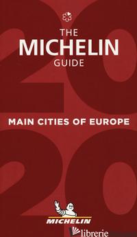 MAIN CITIES OF EUROPE 2020 - AA.VV.