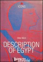 DESCRIPTION OF EGYPT. EDIZ. INGLESE, FRANCESE E TEDESCA - NERET GILLES