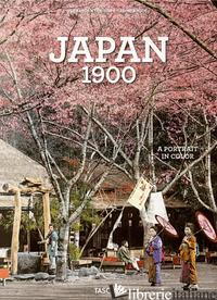 JAPAN 1900. A PORTRAIT IN COLOUR. EDIZ. INGLESE, FRANCESE E TEDESCA - DOBSON SEBASTIAN; ARQUE' SABINE