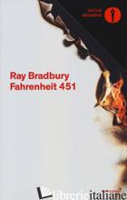 FAHRENHEIT 451 - BRADBURY RAY