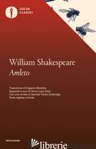 AMLETO - SHAKESPEARE WILLIAM