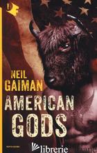 AMERICAN GODS - GAIMAN NEIL