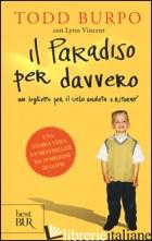 PARADISO PER DAVVERO (IL) - BURPO TODD; VINCENT LYNN