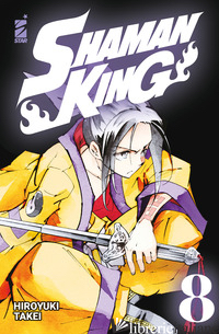 SHAMAN KING. FINAL EDITION. VOL. 8 - HIROYUKI TAKEI