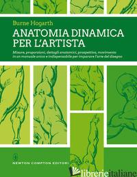 ANATOMIA DINAMICA PER L'ARTISTA - HOGARTH BURNE