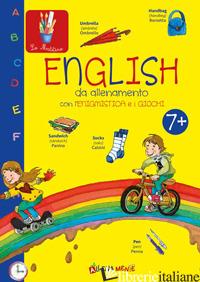 ENGLISH DA ALLENAMENTO CON L'ENIGMISTICA E I GIOCHI. EDIZ. ILLUSTRATA -