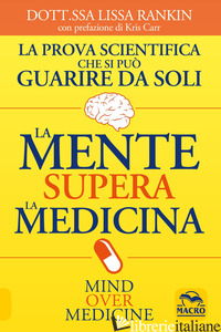 MENTE SUPERA LA MEDICINA (LA) - RANKIN LISSA