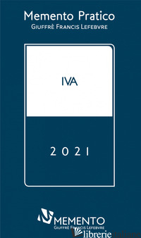 MEMENTO PRATICO IVA 2021 - MEMENTO