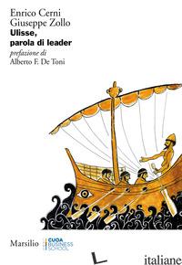 ULISSE, PAROLA DI LEADER - CERNI ENRICO; ZOLLO GIUSEPPE