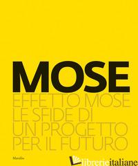 EFFETTO MOSE. LE SFIDE DI UN PROGETTO PER IL FUTURO -