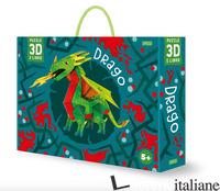 DRAGO 3D. EDIZ. A COLORI. CON GIOCATTOLO - PESAVENTO GIULIA; FABRIS NADIA; LEGIMI FRANCESCO