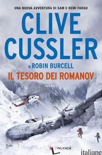 TESORO DEI ROMANOV (IL) - CUSSLER CLIVE; BURCELL ROBIN