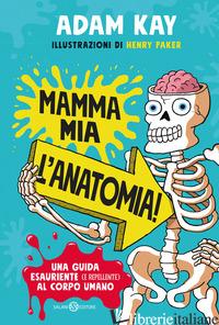 MAMMA MIA L'ANATOMIA - KAY ADAM