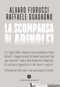 SCOMPARSA DI ADINOLFI (LA) - FIORUCCI ALVARO; GUADAGNO RAFFAELE
