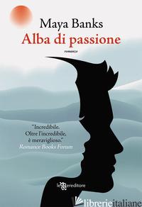 ALBA DI PASSIONE - BANKS MAYA